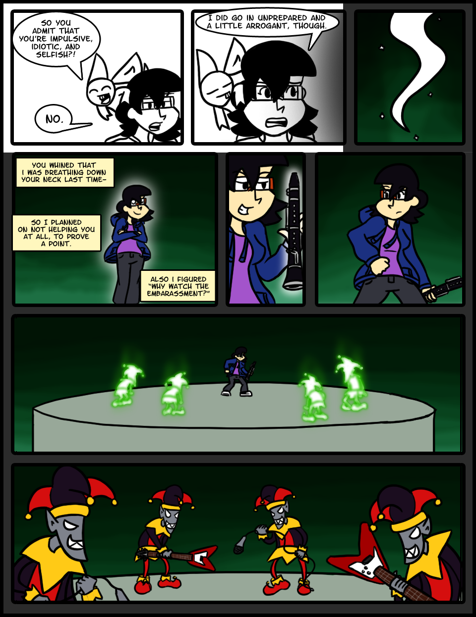 Page 40: Failure's Flashback
