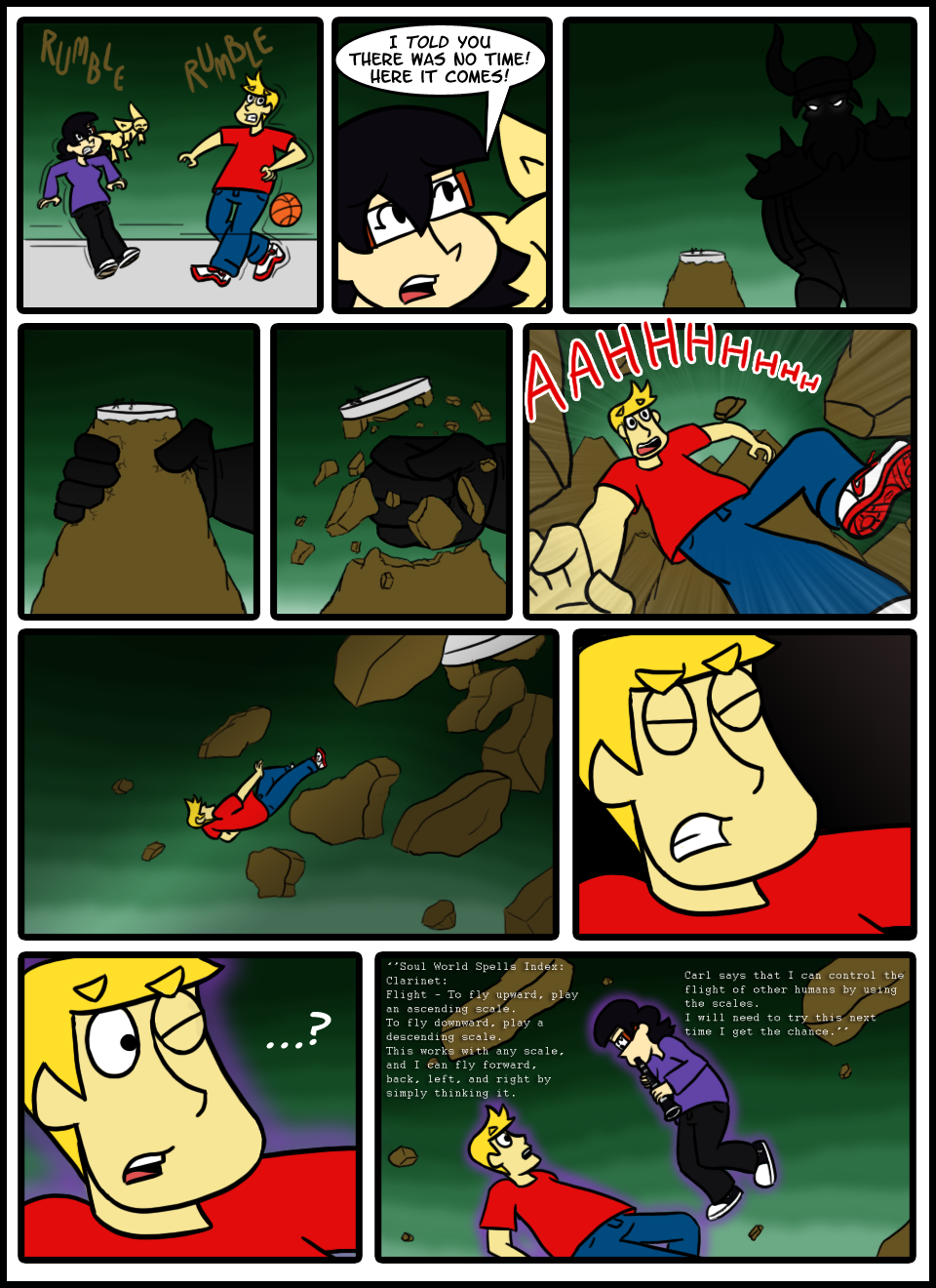 Page 55: Sweet Catch