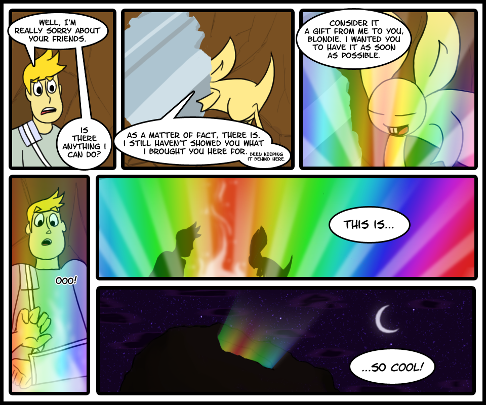 Page 131: Colorful Gift