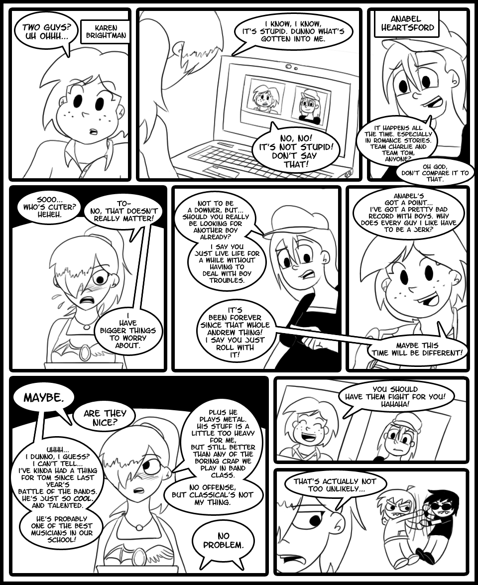 Page 148: Two Shades Of Gray