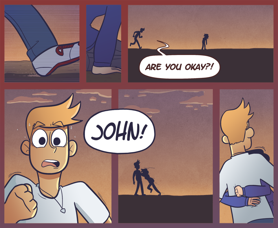 Page 316: Unexpected