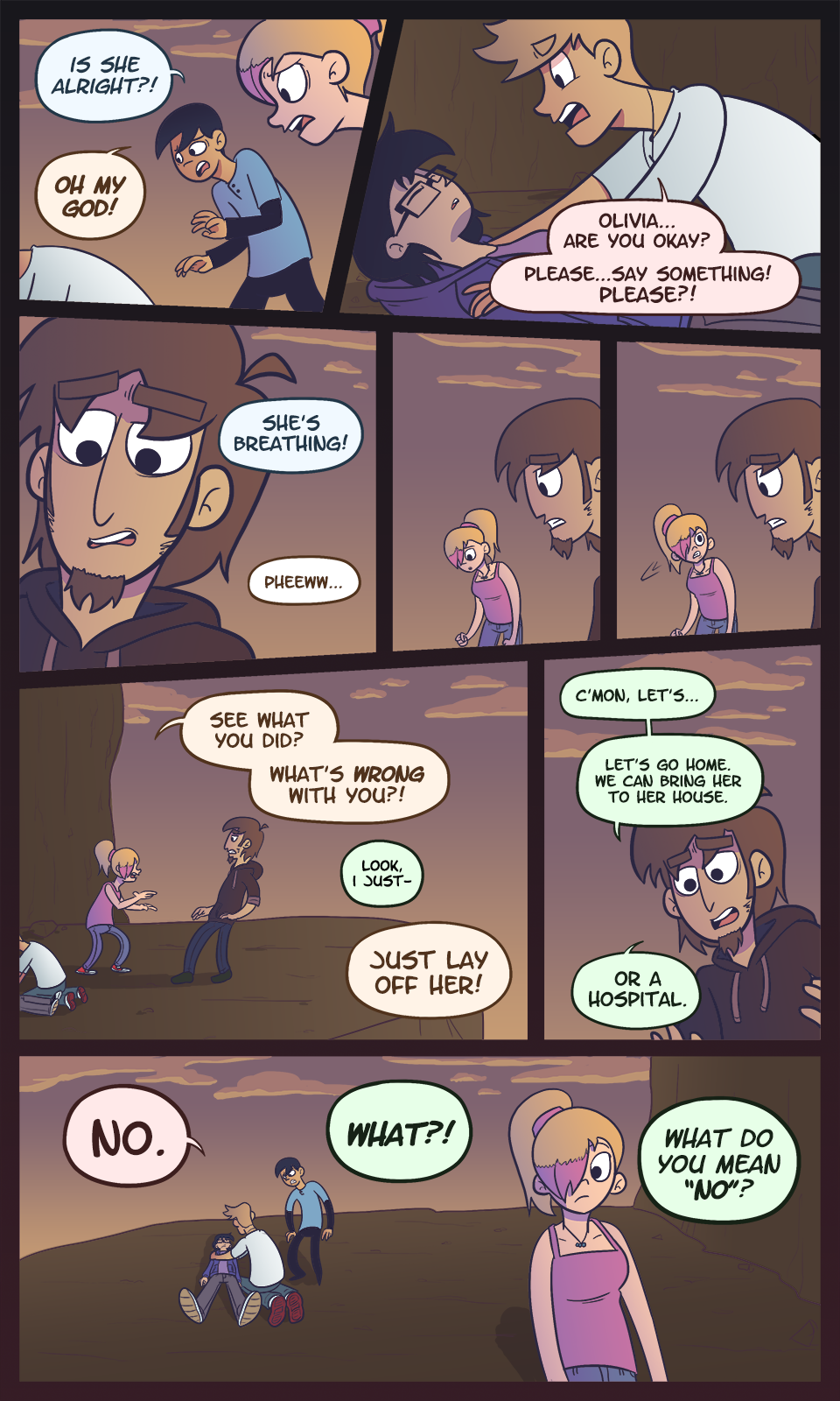 Page 326: What You Did