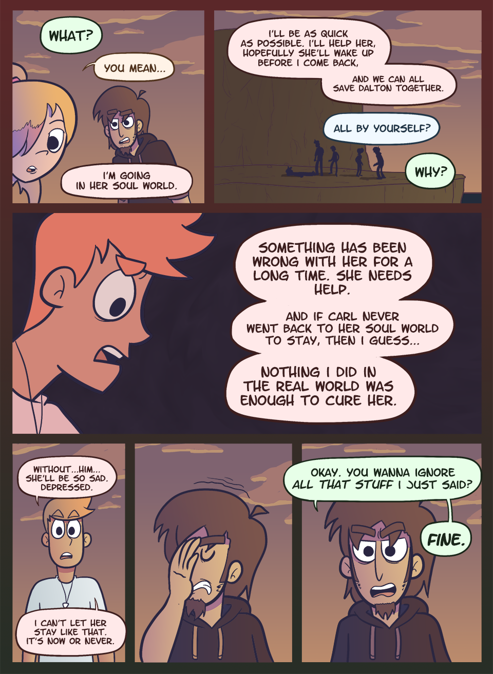 Page 328: Made Your Mind Up