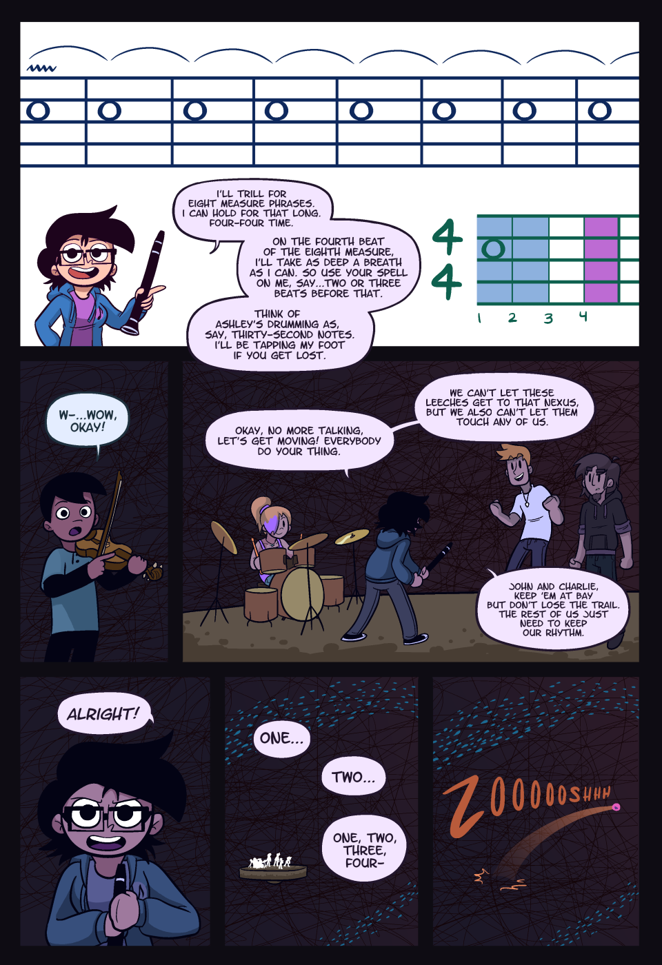 Page 393: Keeping Rhythm