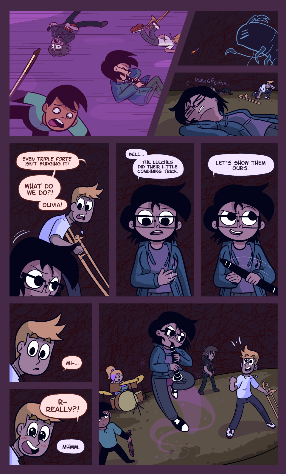 Page 402: I Get Knocked Down