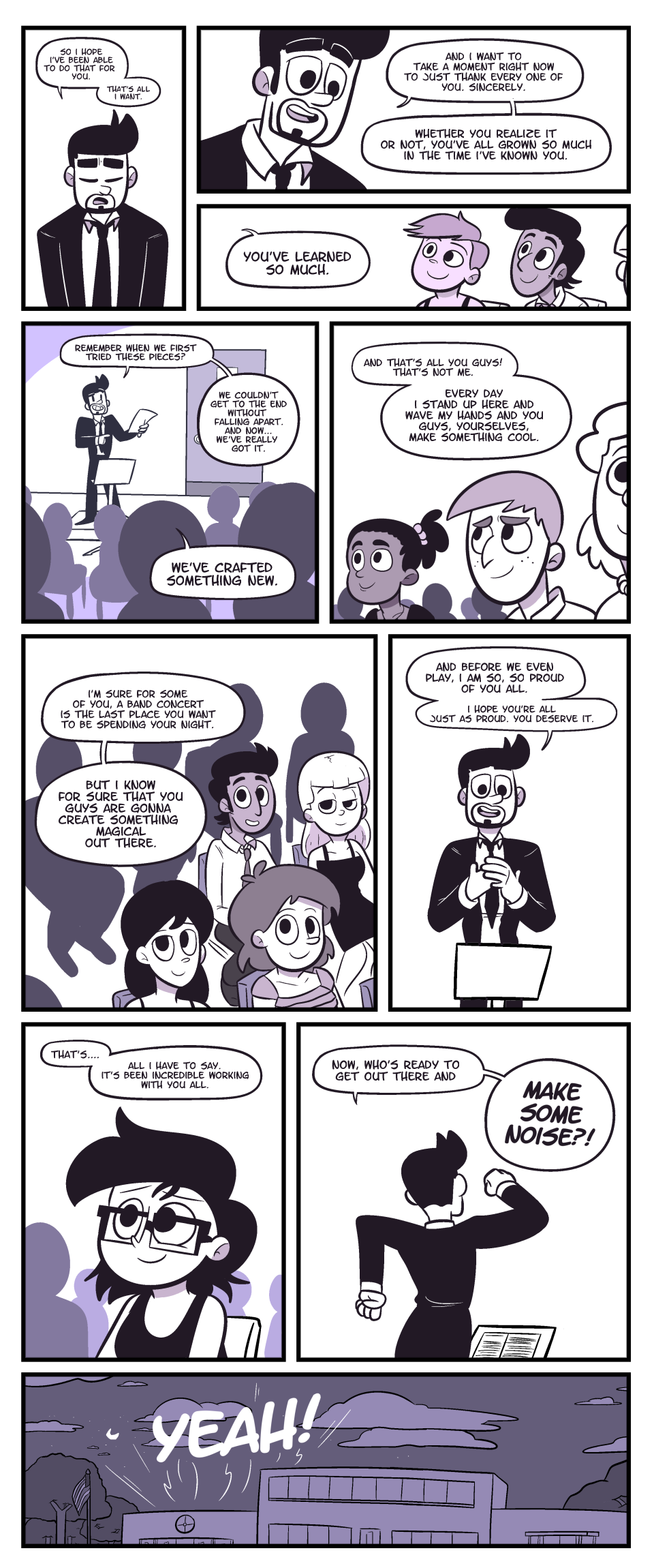 Page 436: Proud